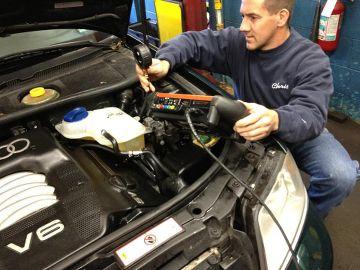 Audi Reparación y Servicio
