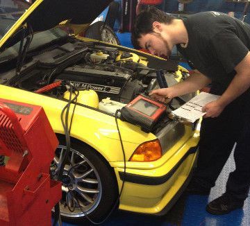 Servicio de Reparación de BMW